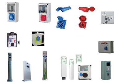 accesorios recarga vehiculo electrico
